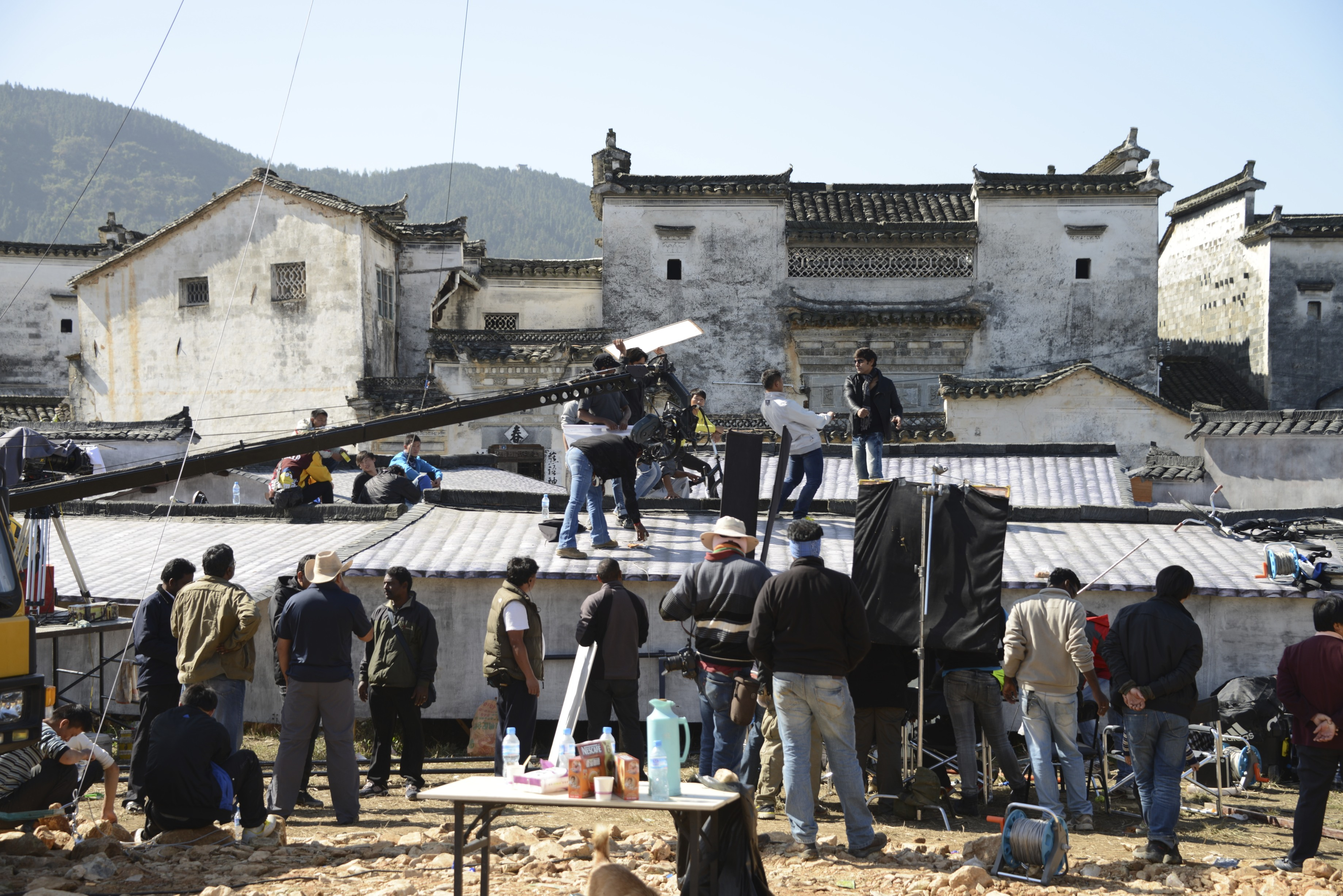 Flying Stone India Film Production Services | Crew ...