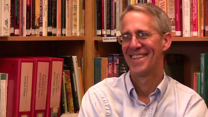Meet the LARB China Channel Team, Part 7 — A Q&A With Academic Editor Jeffrey Wasserstrom