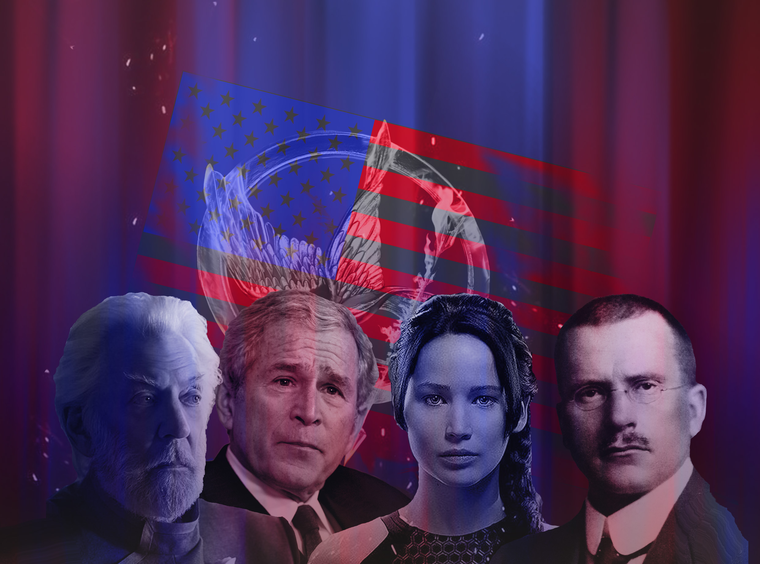 Is The Hunger Games The Myth That Defines Our Times Blarb