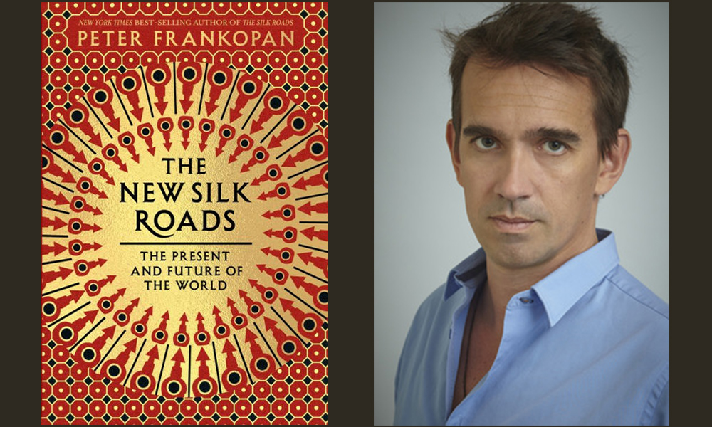 A Whole New World: Talking to Peter Frankopan
