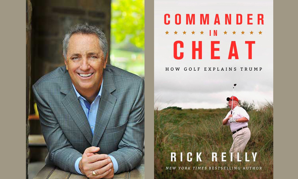 Image result for rick reilly