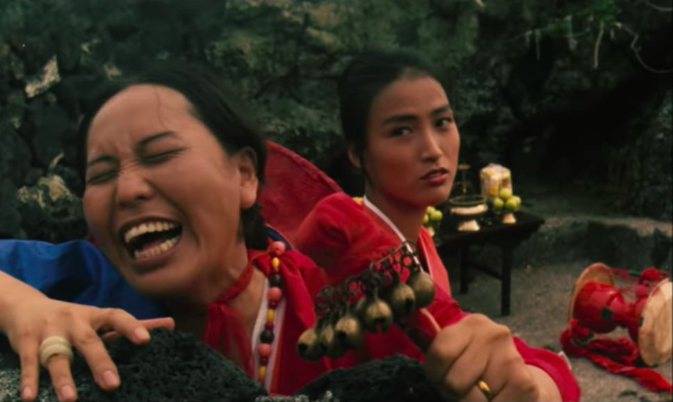 A Harrowing Journey to an Island of Women, and Into Korea's Psychological Recesses: Kim Ki-young's Iodo (1977)