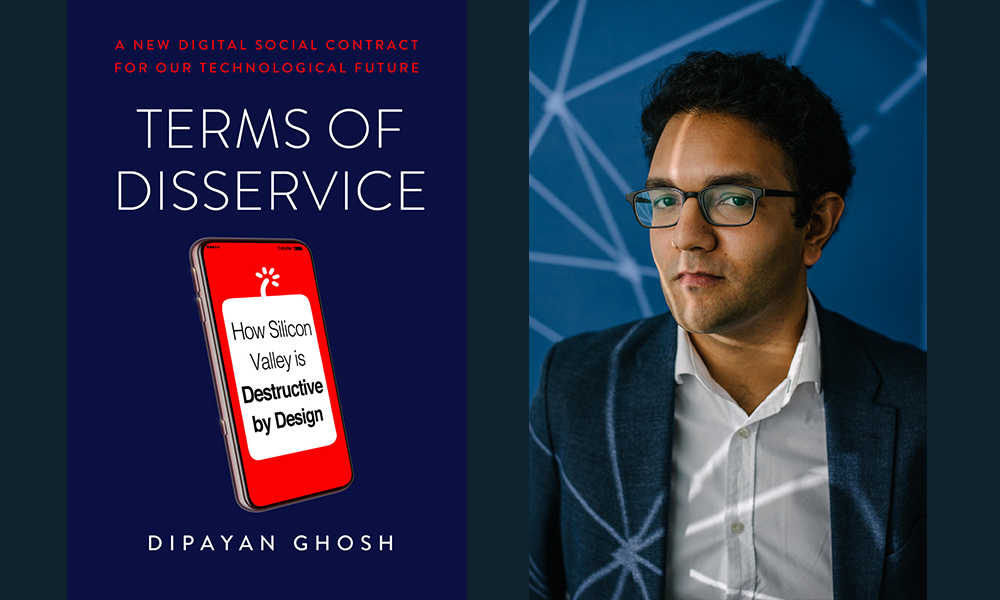 Their Understanding of Who We Are: Talking to Dipayan Ghosh – BLARB
